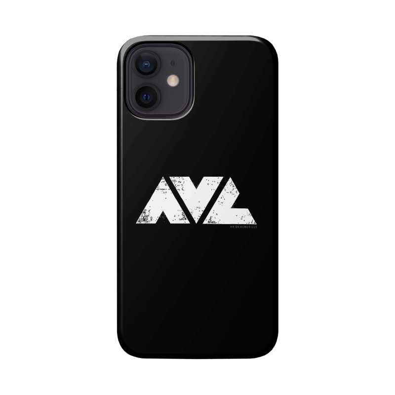 AVL #rideasheville BIG Accessories Phone Case by CRANK. outdoors + music lifestyle clothing