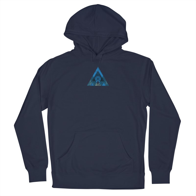 Hey Mountain Men's Pullover Hoody by CRANK. outdoors + music lifestyle clothing