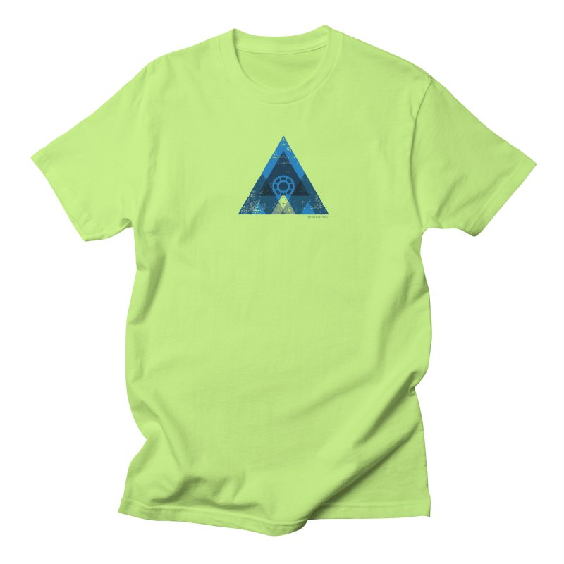 Hey Mountain Women's Unisex T-Shirt by CRANK. outdoors + music lifestyle clothing