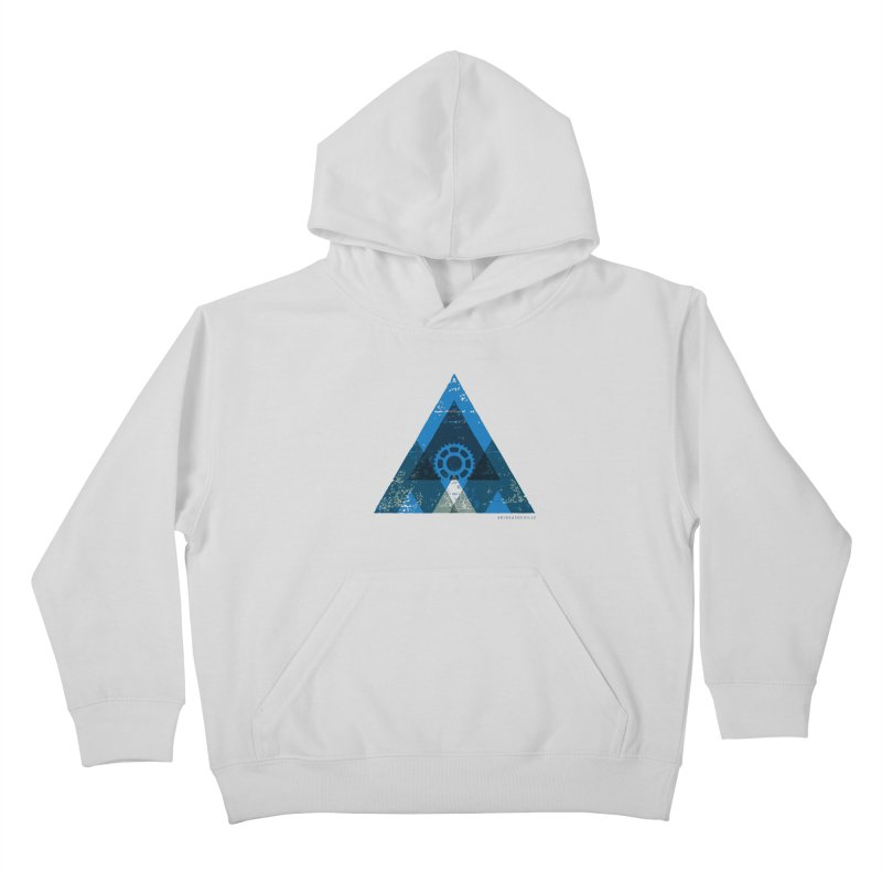 Hey Mountain Kids Pullover Hoody by CRANK. outdoors + music lifestyle clothing