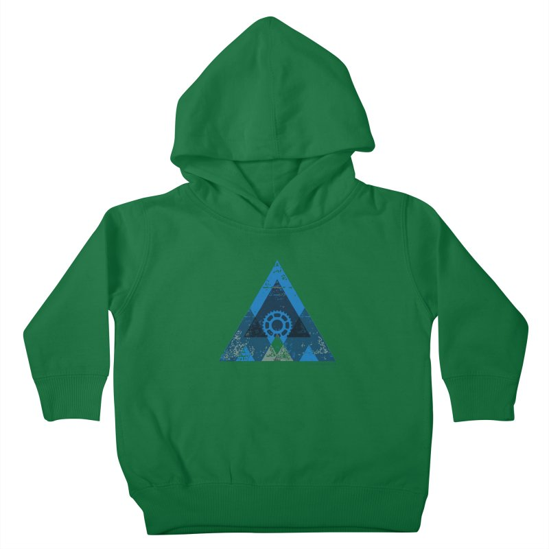 Hey Mountain Kids Toddler Pullover Hoody by CRANK. outdoors + music lifestyle clothing