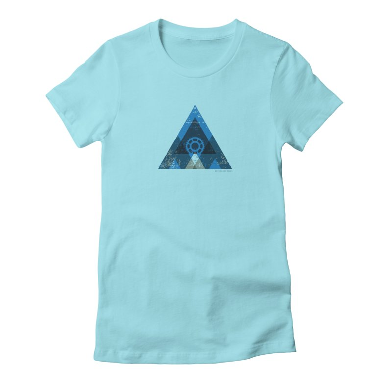 Hey Mountain   by CRANK. outdoors + music lifestyle clothing
