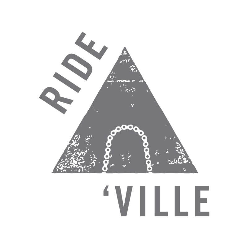 RIDE AVL CHAIN Women's Tank by CRANK. outdoors + music lifestyle clothing