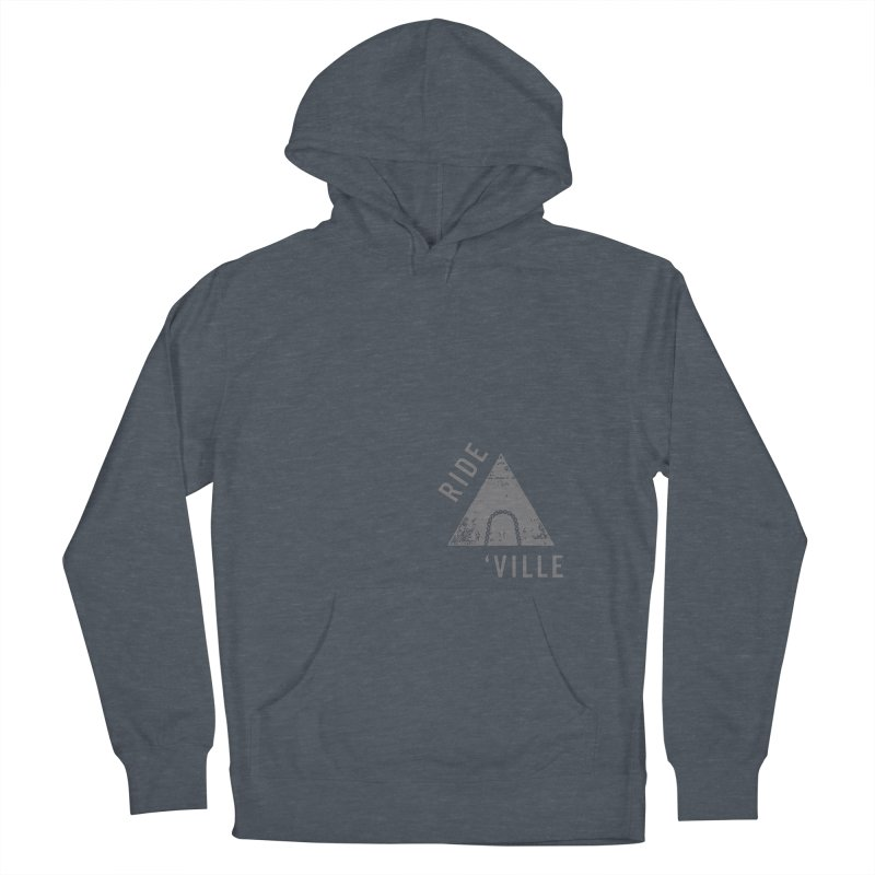 RIDE AVL CHAIN Women's Pullover Hoody by CRANK. outdoors + music lifestyle clothing