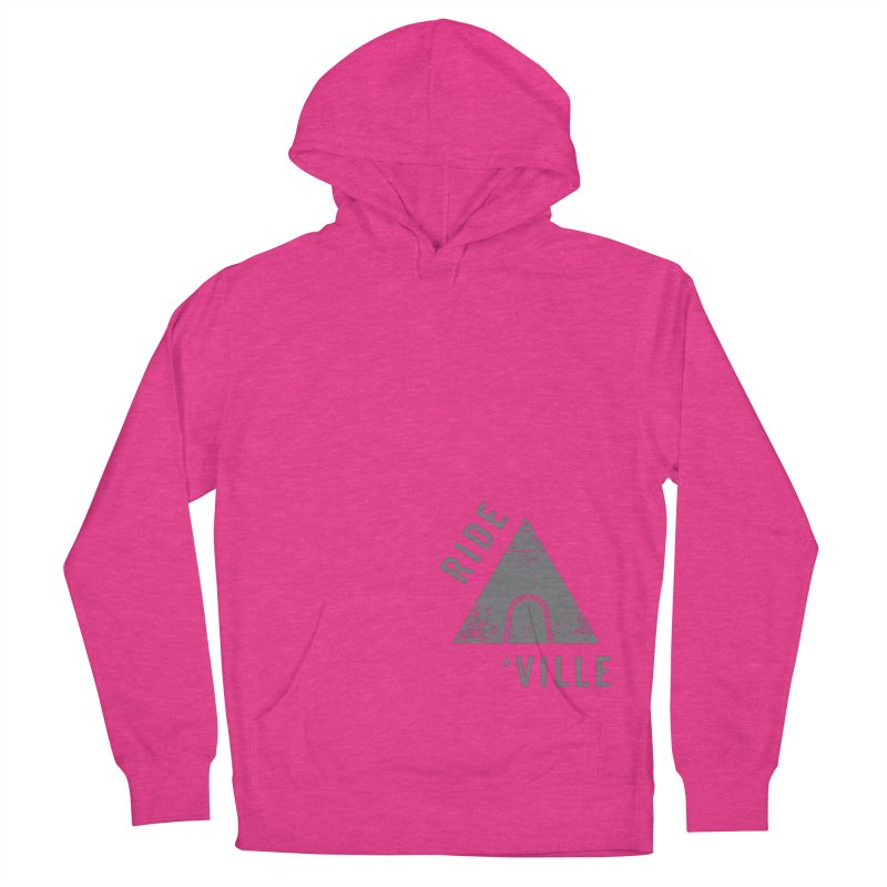 RIDE AVL CHAIN Men's Pullover Hoody by CRANK. outdoors + music lifestyle clothing