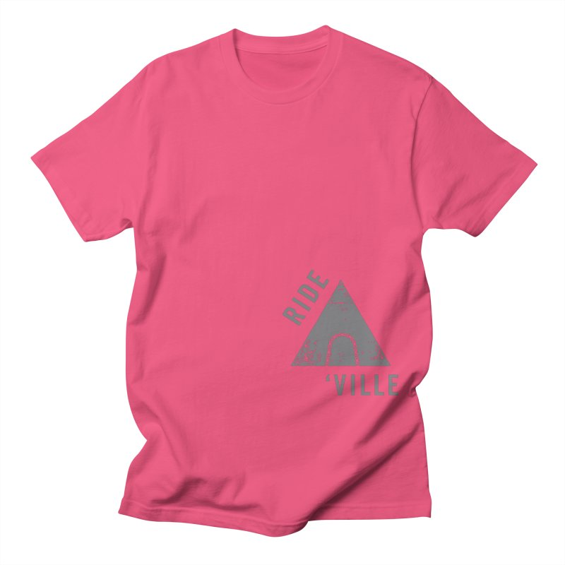 RIDE AVL CHAIN Women's T-Shirt by CRANK. outdoors + music lifestyle clothing