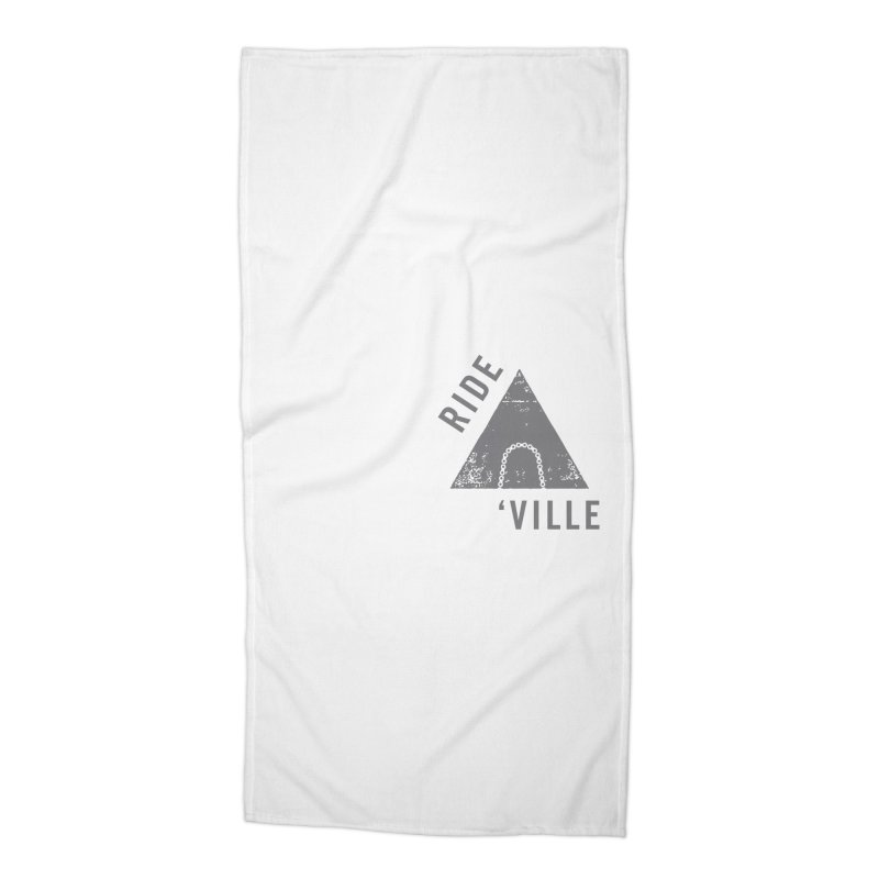 RIDE AVL CHAIN Accessories Beach Towel by CRANK. outdoors + music lifestyle clothing