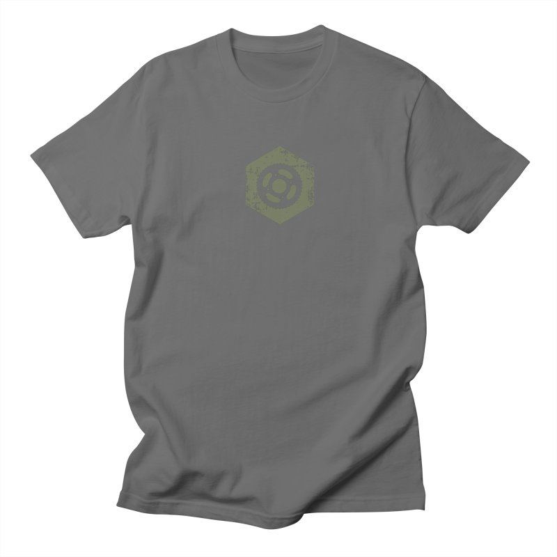 Nuts n' Bolts Men's T-Shirt by CRANK. outdoors + music lifestyle clothing