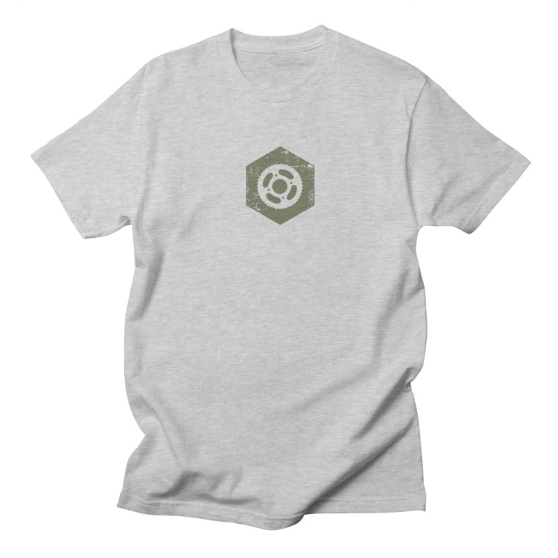 Nuts n' Bolts Women's Unisex T-Shirt by CRANK. outdoors + music lifestyle clothing
