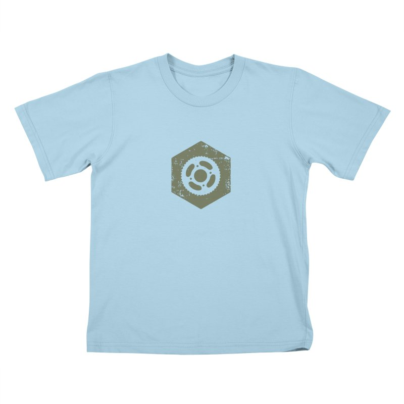 Nuts n' Bolts Kids T-Shirt by CRANK. outdoors + music lifestyle clothing