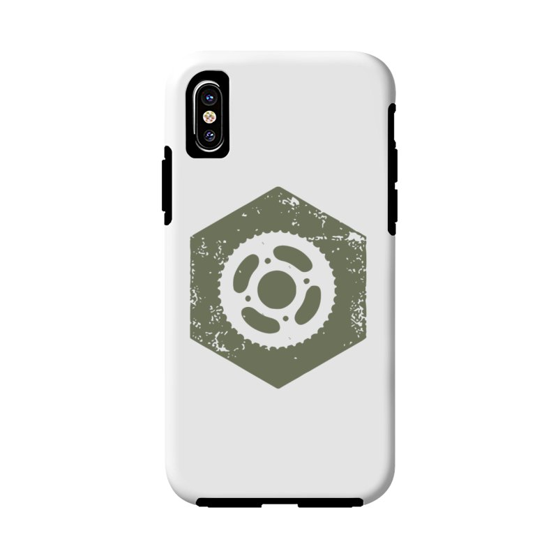 Nuts n' Bolts Accessories Phone Case by CRANK. outdoors + music lifestyle clothing