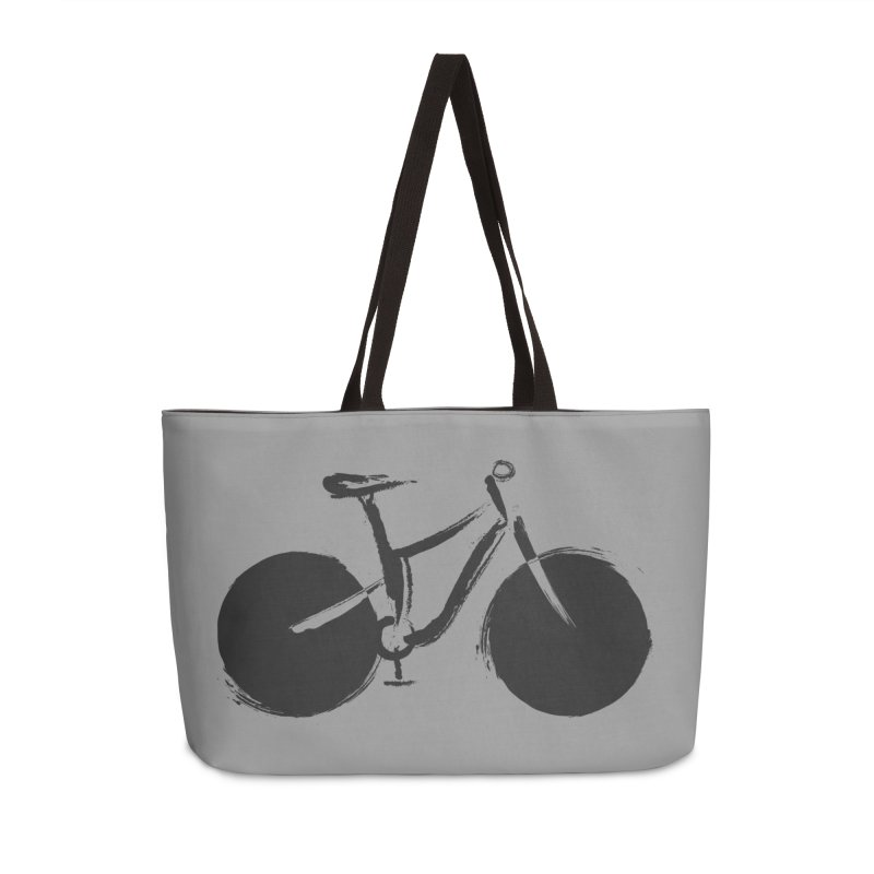 Sumi-e Bike (black) Accessories Bag by CRANK. outdoors + music lifestyle clothing