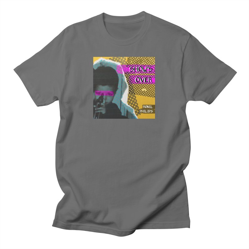 Shows over album art hoodie Men's T-Shirt by The silverback fam experience