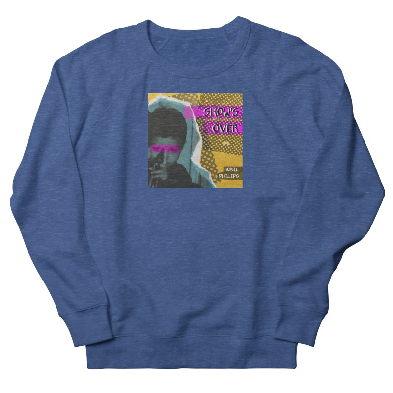 Shows over album art hoodie Men's Sweatshirt by The silverback fam experience