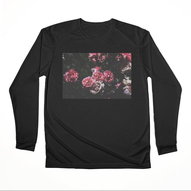 Flowers of death Women's Longsleeve T-Shirt by The silverback fam experience