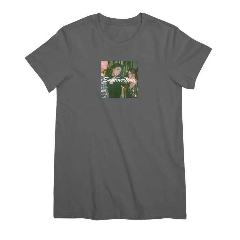 Summertime Women's T-Shirt by The silverback fam experience