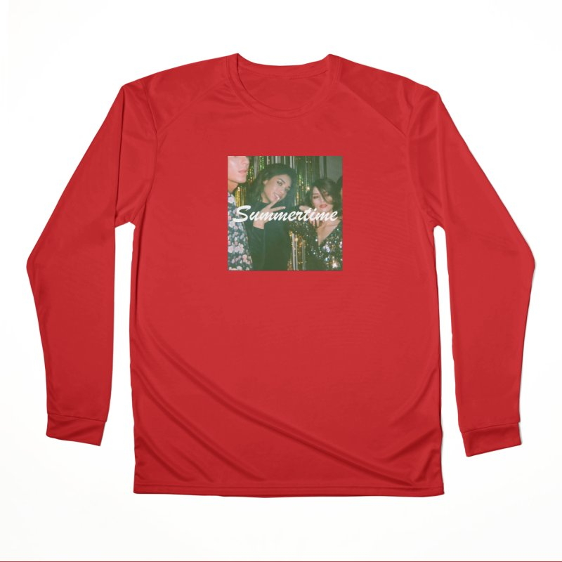 Summertime Women's Longsleeve T-Shirt by The silverback fam experience