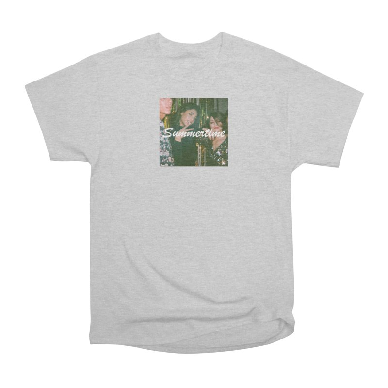 Summertime Men's T-Shirt by The silverback fam experience