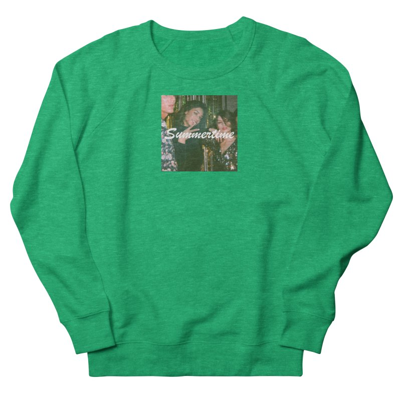 Summertime Women's Sweatshirt by The silverback fam experience