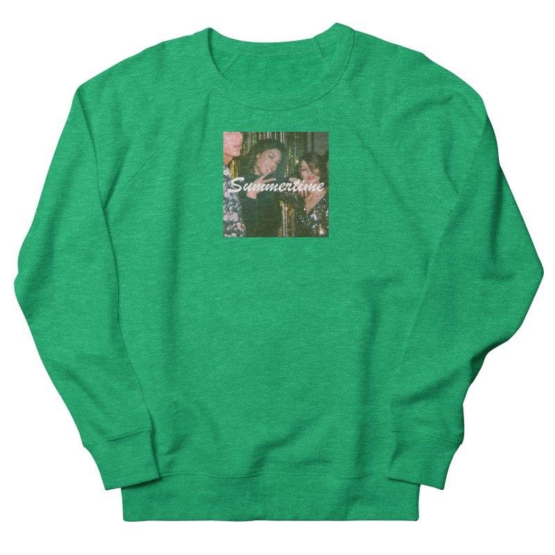 Summertime Women's Sweatshirt by The silverback fam experience