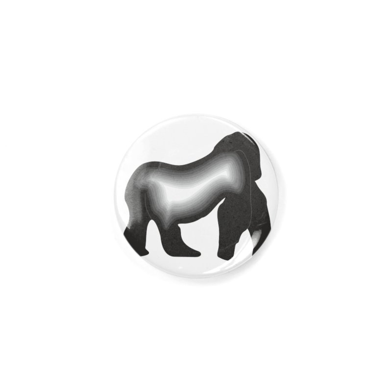 Silverback fam Accessories Button by The silverback fam experience