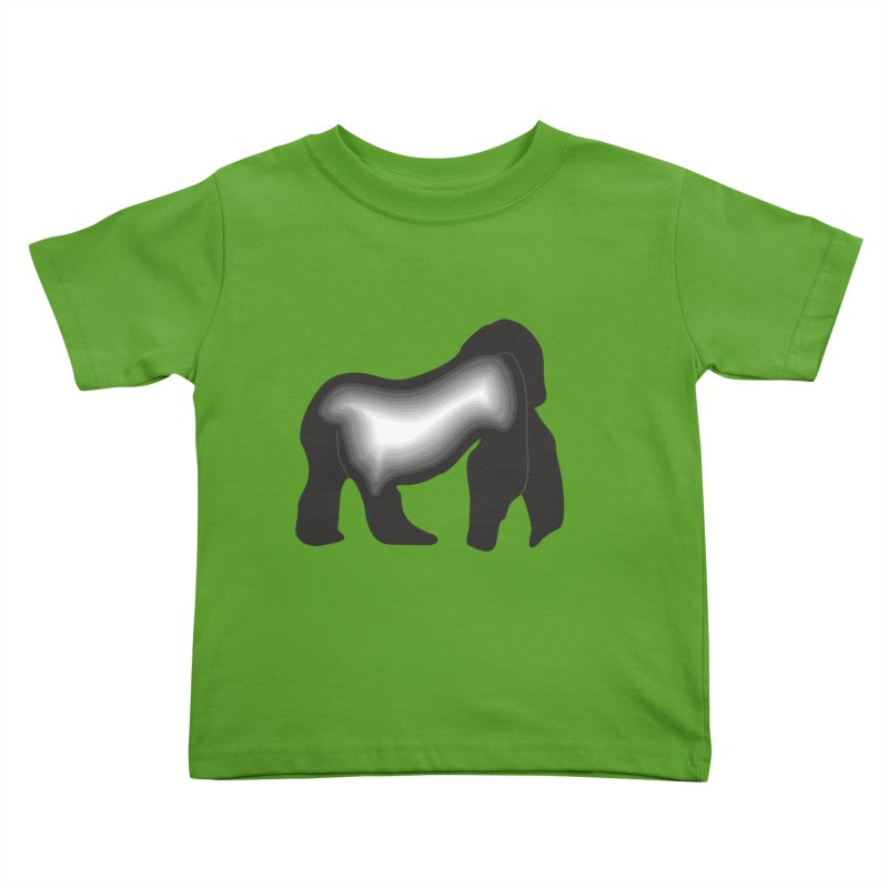 Silverback fam Kids Toddler T-Shirt by The silverback fam experience