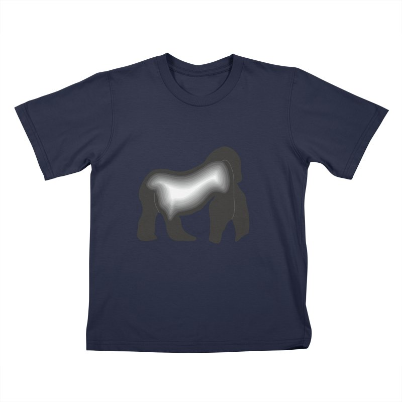 Silverback fam Kids T-Shirt by The silverback fam experience