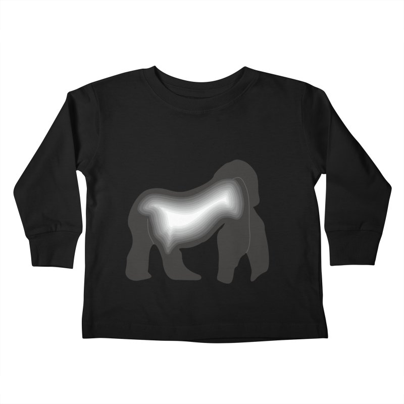 Silverback fam Kids Toddler Longsleeve T-Shirt by The silverback fam experience