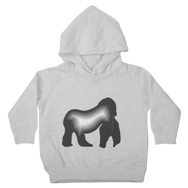 Silverback fam Kids Toddler Pullover Hoody by The silverback fam experience