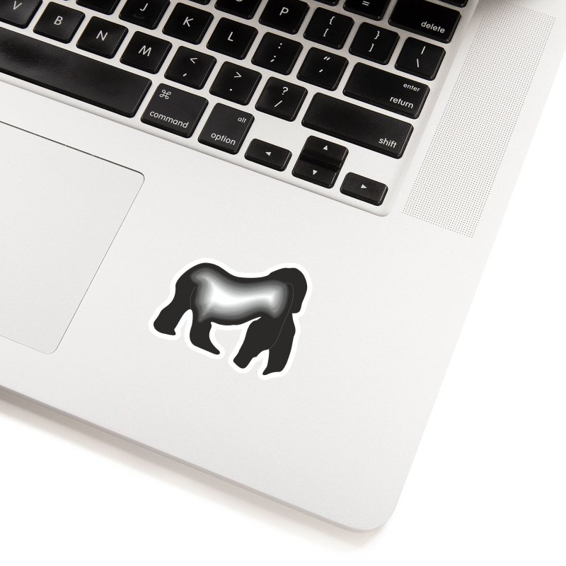 Silverback fam Accessories Sticker by The silverback fam experience