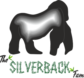 The silverback fam experience Logo