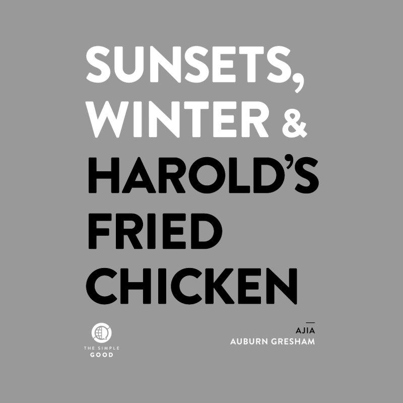 Fried Chicken in Auburn Gresham by thesimplegood's Artist Shop