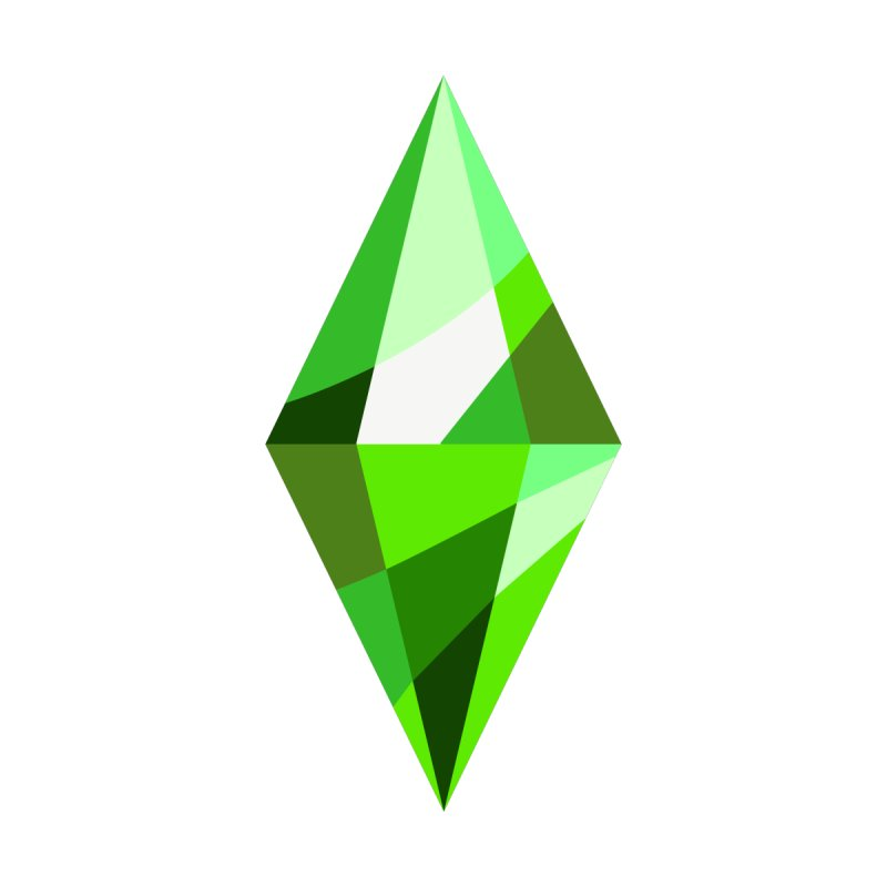 The Sims 4 Plumbob Men's T-Shirt by The Sims Official Threadless Store