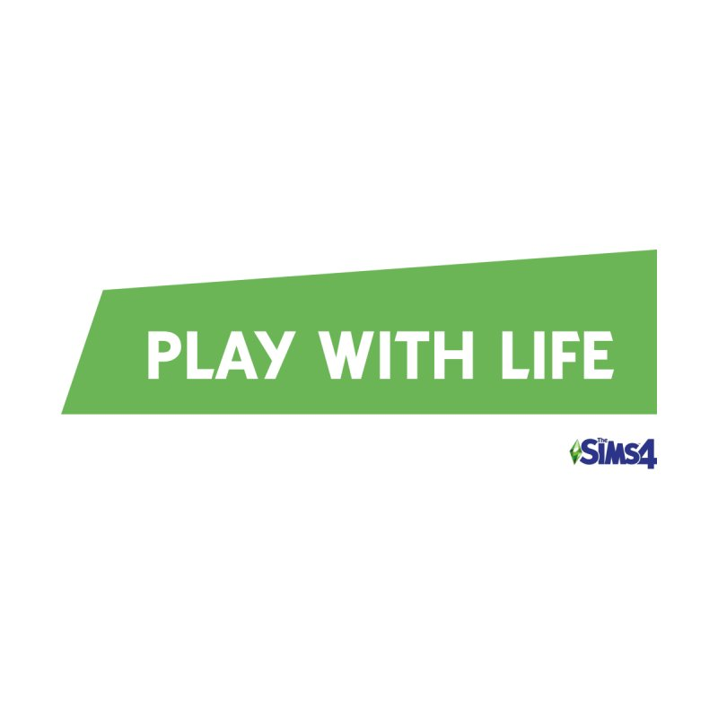 Play With Life by The Sims Official Threadless Store