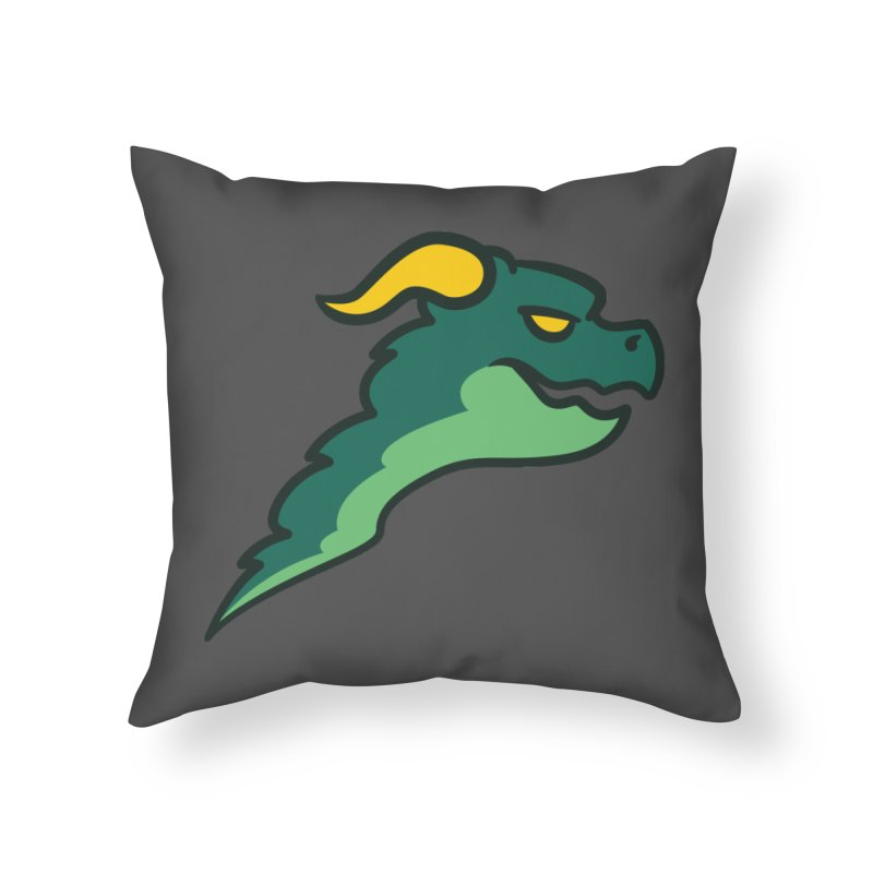 Britechester Dragons Home Throw Pillow by The Sims Official Threadless Store