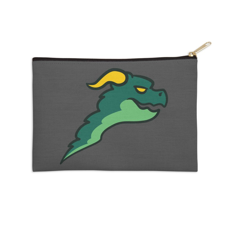 Britechester Dragons Accessories Zip Pouch by The Sims Official Threadless Store