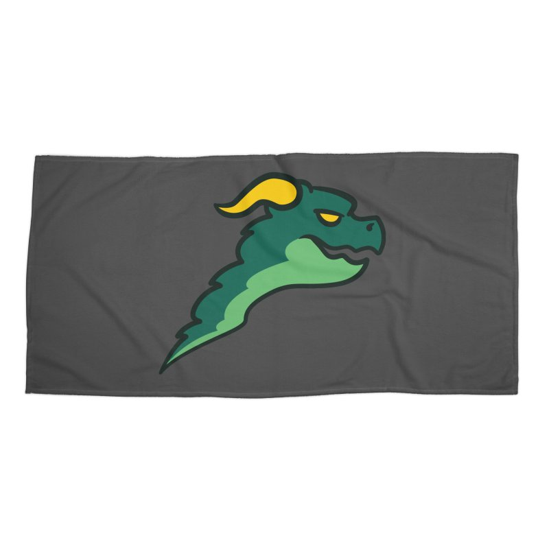 Britechester Dragons Accessories Beach Towel by The Sims Official Threadless Store