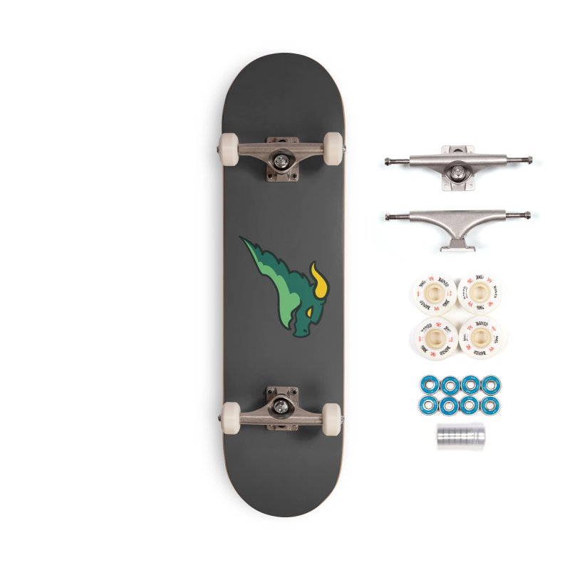 Britechester Dragons Accessories Complete - Premium Skateboard by The Sims Official Threadless Store