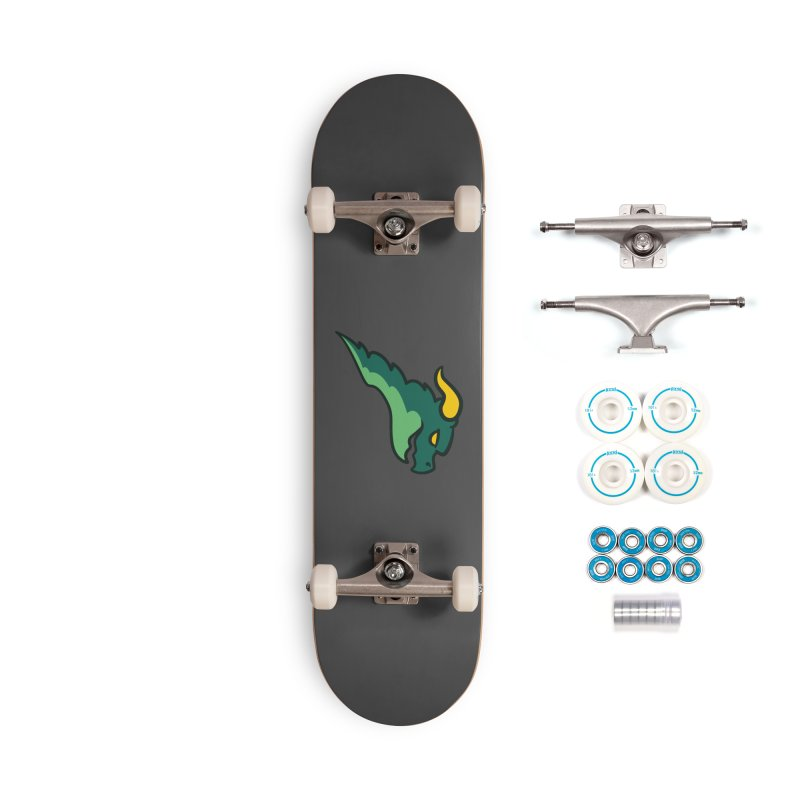Britechester Dragons Accessories Complete - Basic Skateboard by The Sims Official Threadless Store