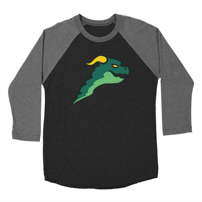 Britechester Dragons Men's Baseball Triblend Longsleeve T-Shirt by The Sims Official Threadless Store