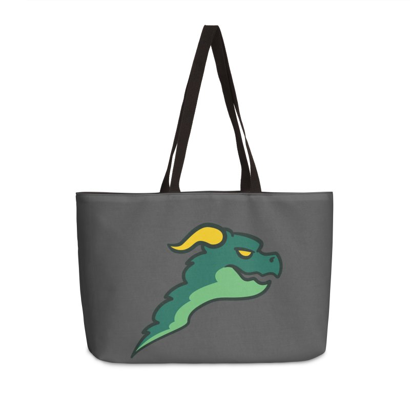 Britechester Dragons Accessories Weekender Bag Bag by The Sims Official Threadless Store