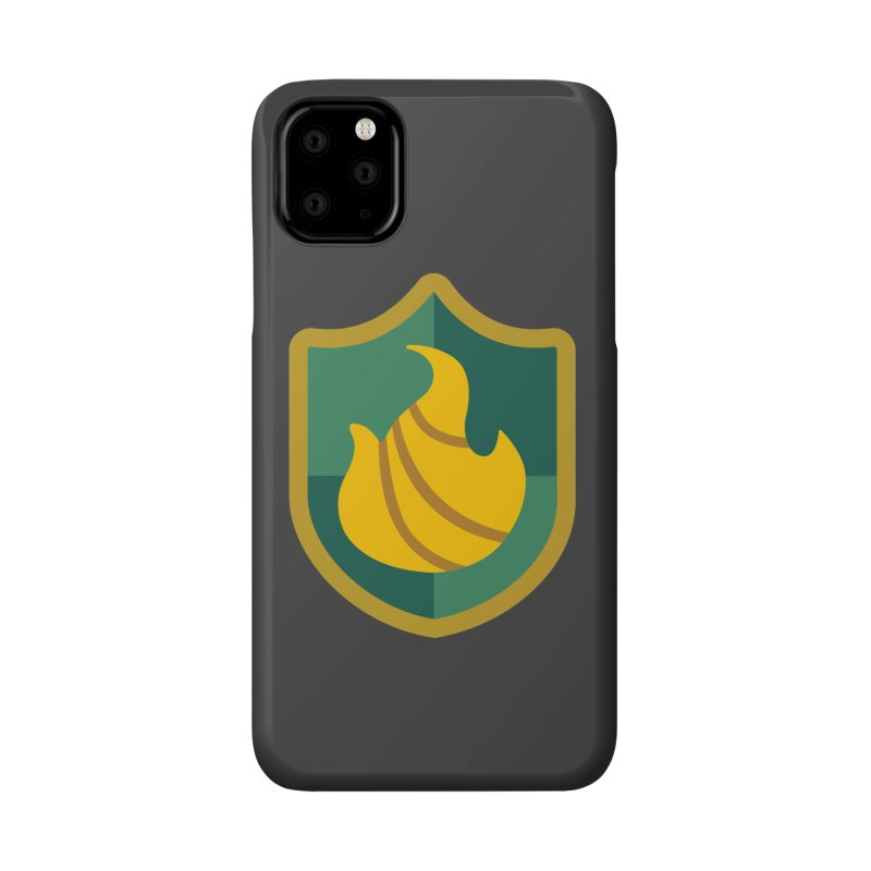 Britechester Crest Accessories Phone Case by The Sims Official Threadless Store