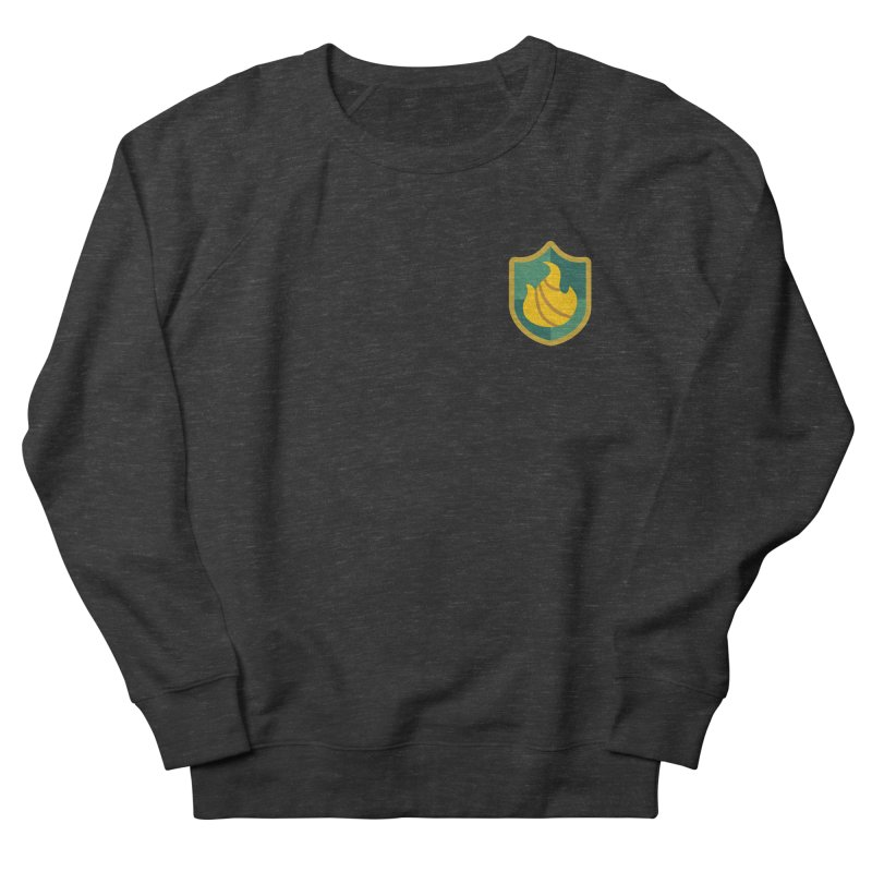 Britechester Crest Women's French Terry Sweatshirt by The Sims Official Threadless Store
