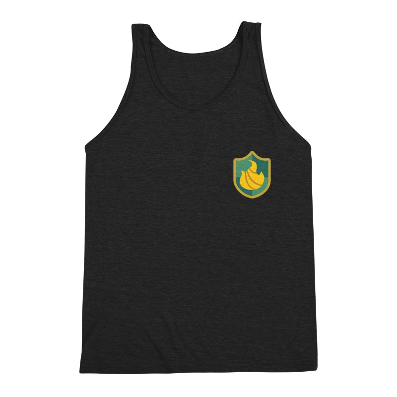 Britechester Crest Men's Triblend Tank by The Sims Official Threadless Store