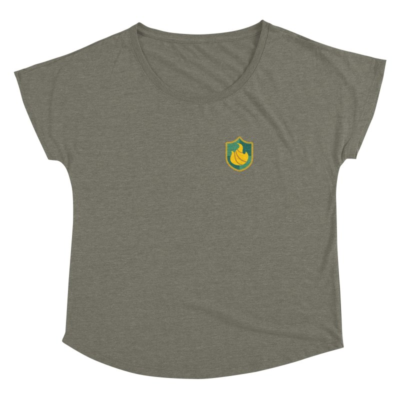 Britechester Crest Women's Dolman Scoop Neck by The Sims Official Threadless Store