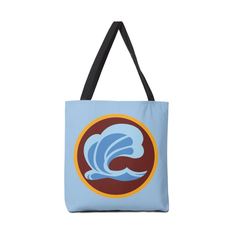 Foxbury Crest Accessories Tote Bag Bag by The Sims Official Threadless Store