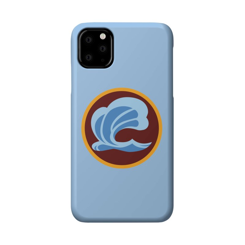 Foxbury Crest Accessories Phone Case by The Sims Official Threadless Store
