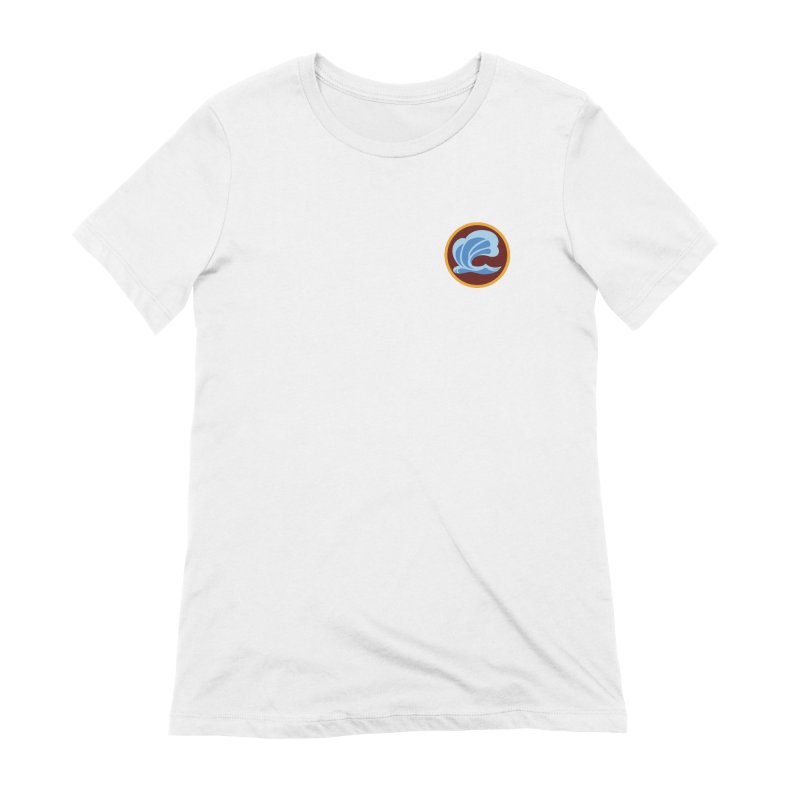 Foxbury Crest Women's Extra Soft T-Shirt by The Sims Official Threadless Store