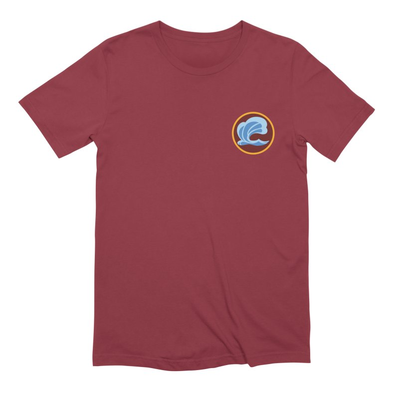 Foxbury Crest Men's Extra Soft T-Shirt by The Sims Official Threadless Store