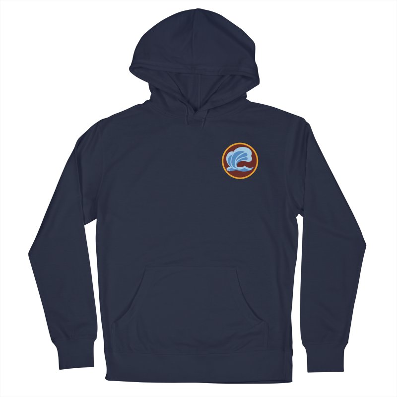 Foxbury Crest Men's French Terry Pullover Hoody by The Sims Official Threadless Store
